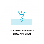 LFM30 AG4: Klimatneutrala byggmaterial